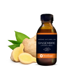 Ginger Flavouring (fat-soluble)