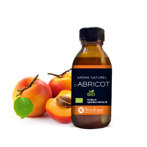 Apricot Organic Flavouring