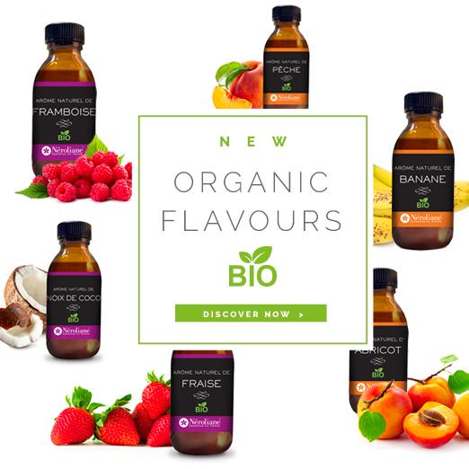 Organic Flavour - Néroliane