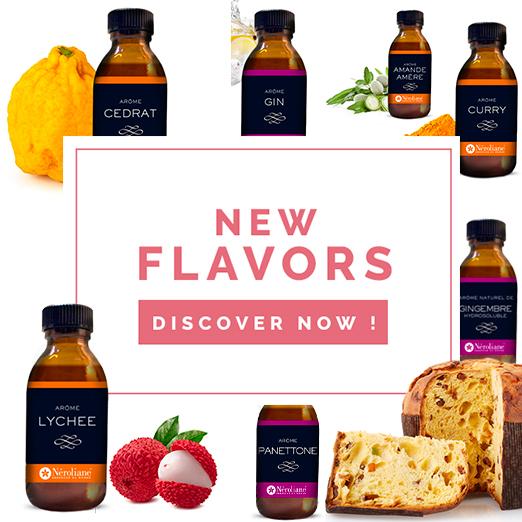 New Flavour - Néroliane